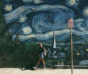 art, grunge, and street image