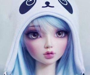 doll and panda image