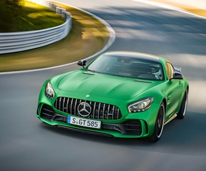 benz, amg gt r, and cars image