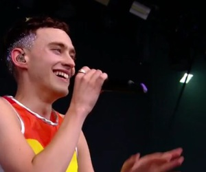 handsome, olly alexander, and cute image