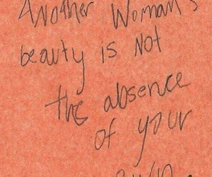 beauty, quotes, and girl image