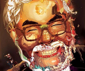 anime, Hayao Miyazaki, and studio ghibli image