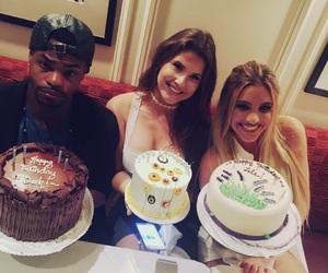 amanda, birthday cake, and chocolate image