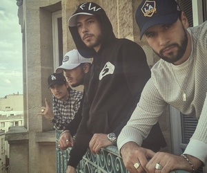 nekfeu, 2zer, and mekra image