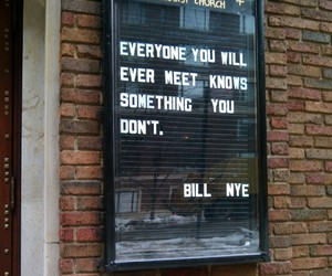 quotes, bill nye, and words image