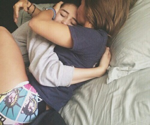 lesbian, couple, and goals image