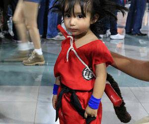 cosplay, goku, and dragon ball image