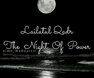 islamic, night, and power image