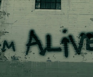 alive, ️sia, and im alive image