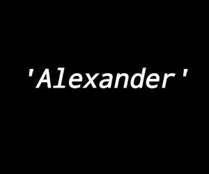 alexander, bae, and magnus image