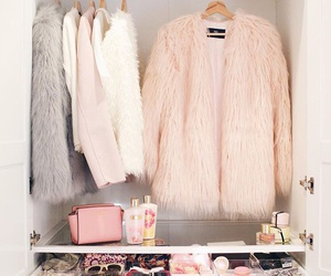 fashion, closet, and pink image