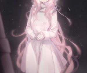 anime girl, girl, and cute image