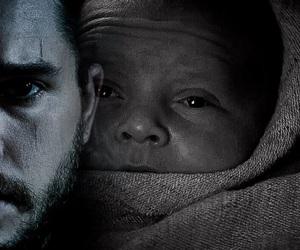 Jon, snow, and son image