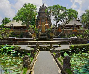 bali, Temple, and travel image