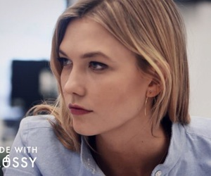 Karlie Kloss and klossy image