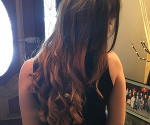 cute hair, girl, and hair image