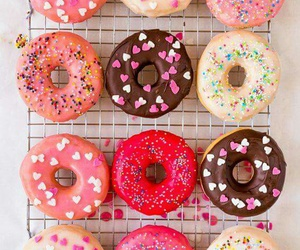donuts, donas, and love image