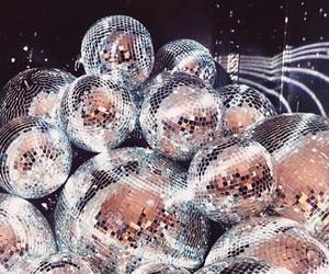 ballroom, glitter, and belle image