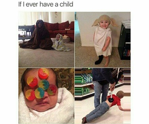 baby, me, and funny image