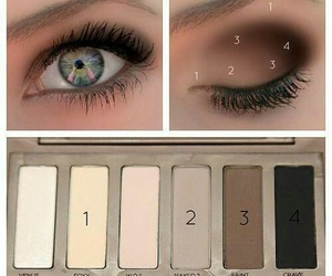 beautiful eyes, beauty, and d image
