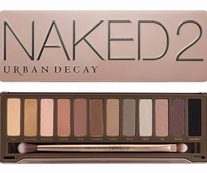 naked, eyeshadow, and makeup image
