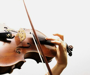 violin, music, and tumblr image