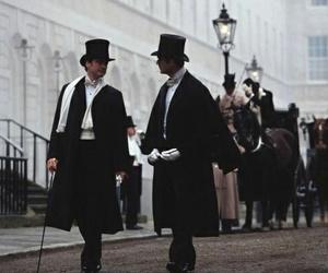 gentlemen, old, and victorian image