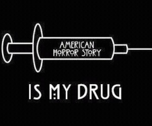 drugs, ahs, and american horror story image
