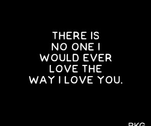 ever, I Love You, and no one image