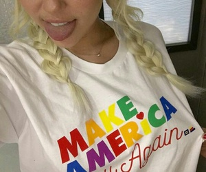 miley cyrus, miley, and lgbt image