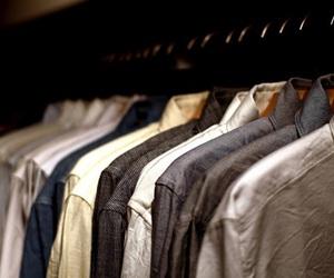 shirt, closet, and photography image