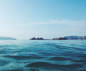 ocean, water, and beach image