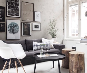 chair, couch, and decor image