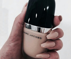 beauty, marc jacobs, and cosmetics image