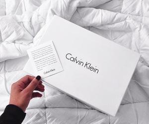 Calvin Klein, fashion, and white image