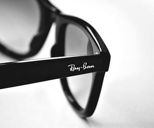 ray ban, glasses, and rayban image