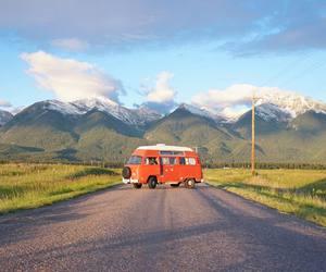 adventure, montana, and travel image