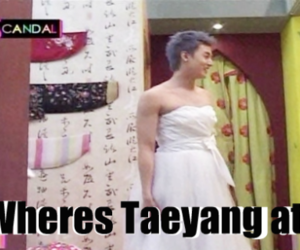 bigbang, taeyang, and eli image
