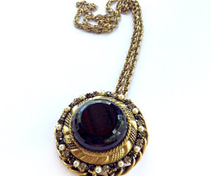 designer, necklaces, and long chain necklace image