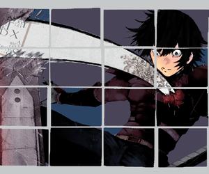 anime, anime boy, and tokyo ghoul image
