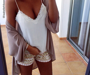 clothes, short, and fashion image