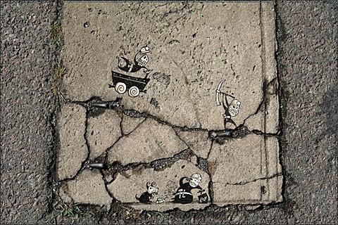 urban art image