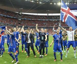 football, iceland, and euro 2016 image