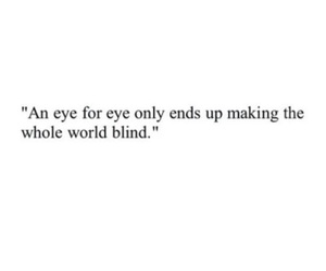 quote, blind, and world image