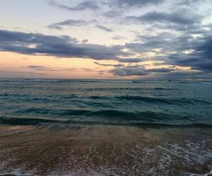beach, beauty, and cielo image
