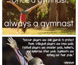 gymnast and gymnastics image