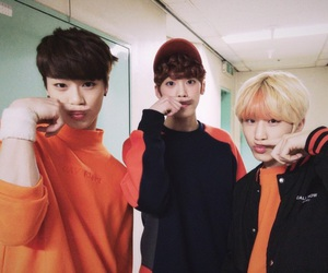 astro, sanha, and jinjin image