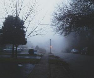 aesthetic, alternative, and fog image