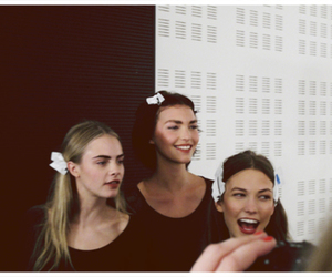 model, cara delevingne, and Karlie Kloss image