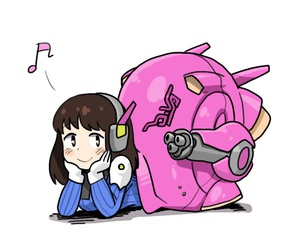 casual, mecha, and shell image